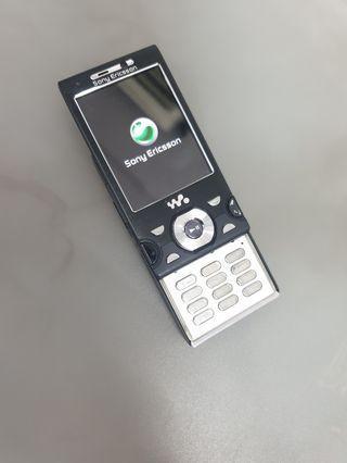 Sony Ericsson W995i (limited)