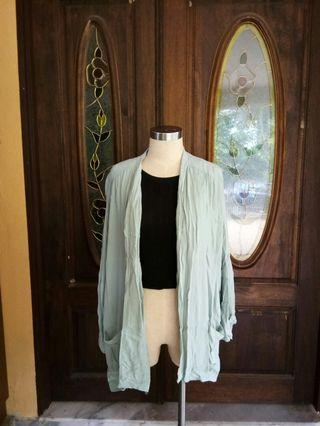 New Look Mint Cardigan