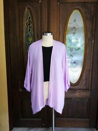 Purple Pastel Cardigan
