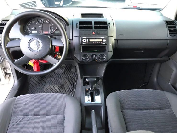 2004年 Polo 安全小車 雙安  一手美車 原鈑件 實跑16萬