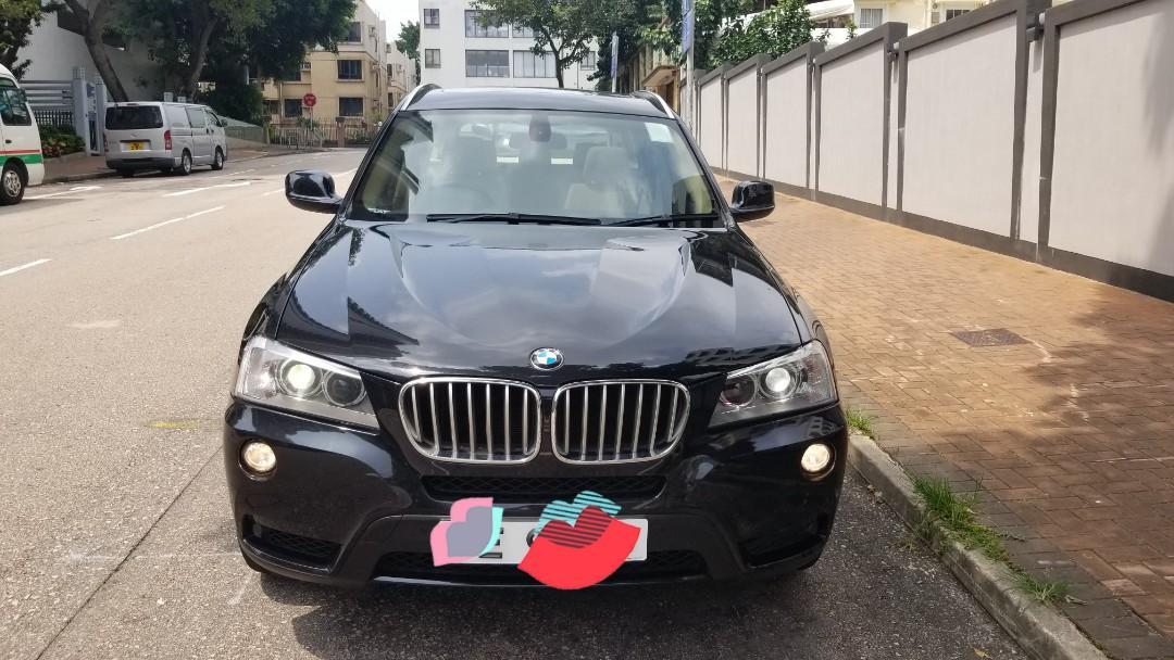 2011 BMW X3 XDrive 3.5iA