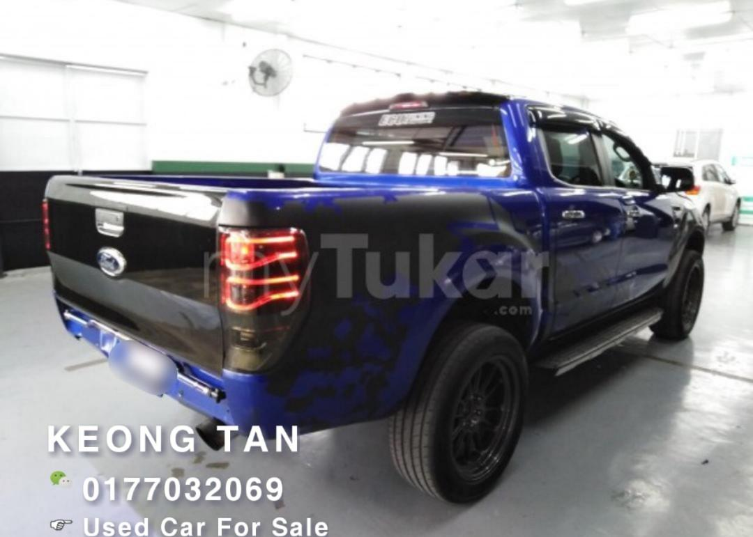 2012TH FORD RANGER 2.2 XLT 4X4 HI RIDER🚘(A) Cash OfferPrice💲Rm45,800 Only‼LowestPrice InJB‼ Interested Call📲Keong 0177032069🤗