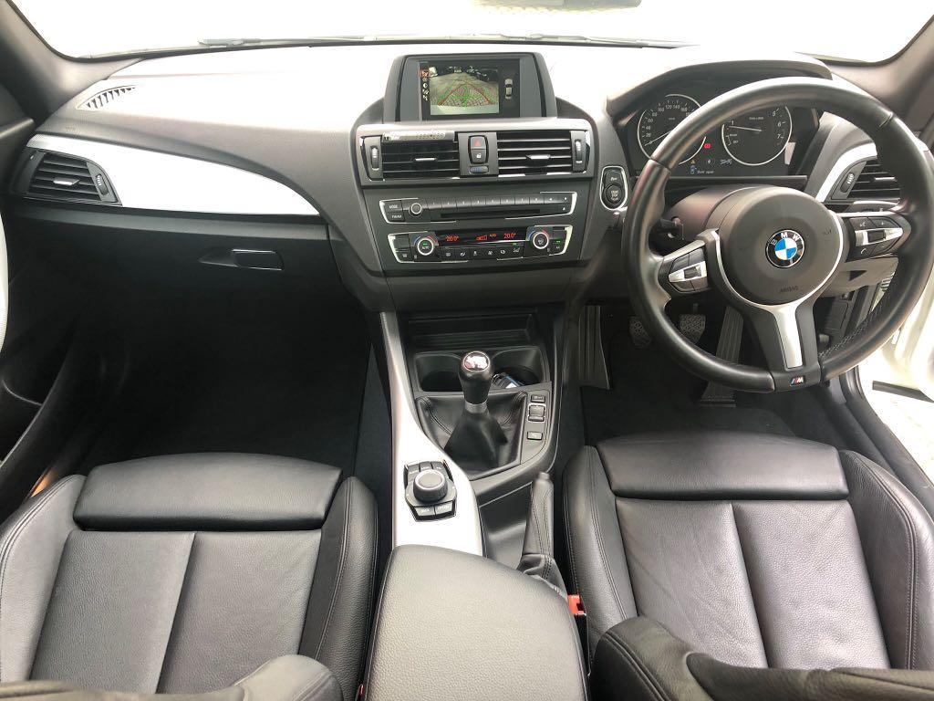 2014 BMW M235i MT
