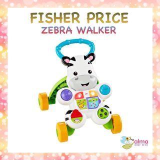 Fisher Price Zebra Walker