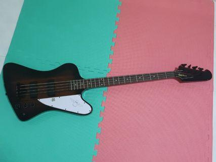 epiphone t bird bass 4 string