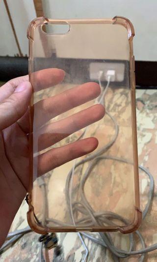 i6plus 透明殼