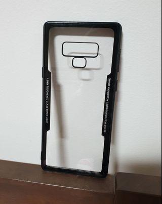 Samsung Galaxy Note 9 Slim Clear Soft TPU Case