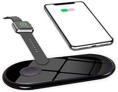 Wireless charger 2in 1