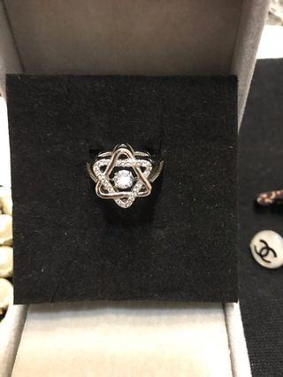 925純銀活圍靈動戒指 (含運300)