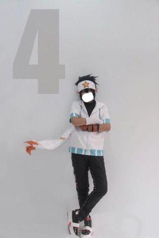 【Cosplay】Aotu World LeiShi