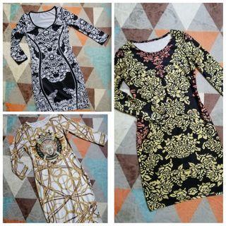 Dress (combo 3pcs for RM30)