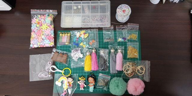 手作飾品材料包組