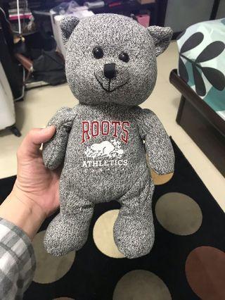 Roots 紀念小熊(甩拍)
