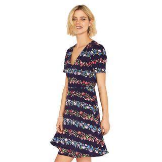 Oasis floral skater dress