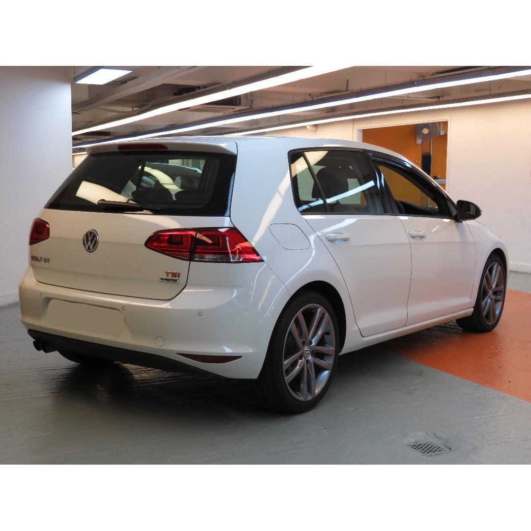 客人寄賣車輛  2015 VOLKSWAGEN GOLF 1.4 TSI