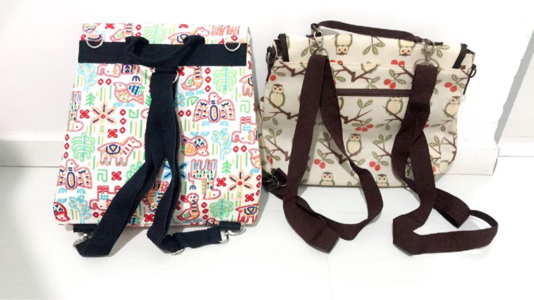 Backpack Girls Ladies Cute Floral