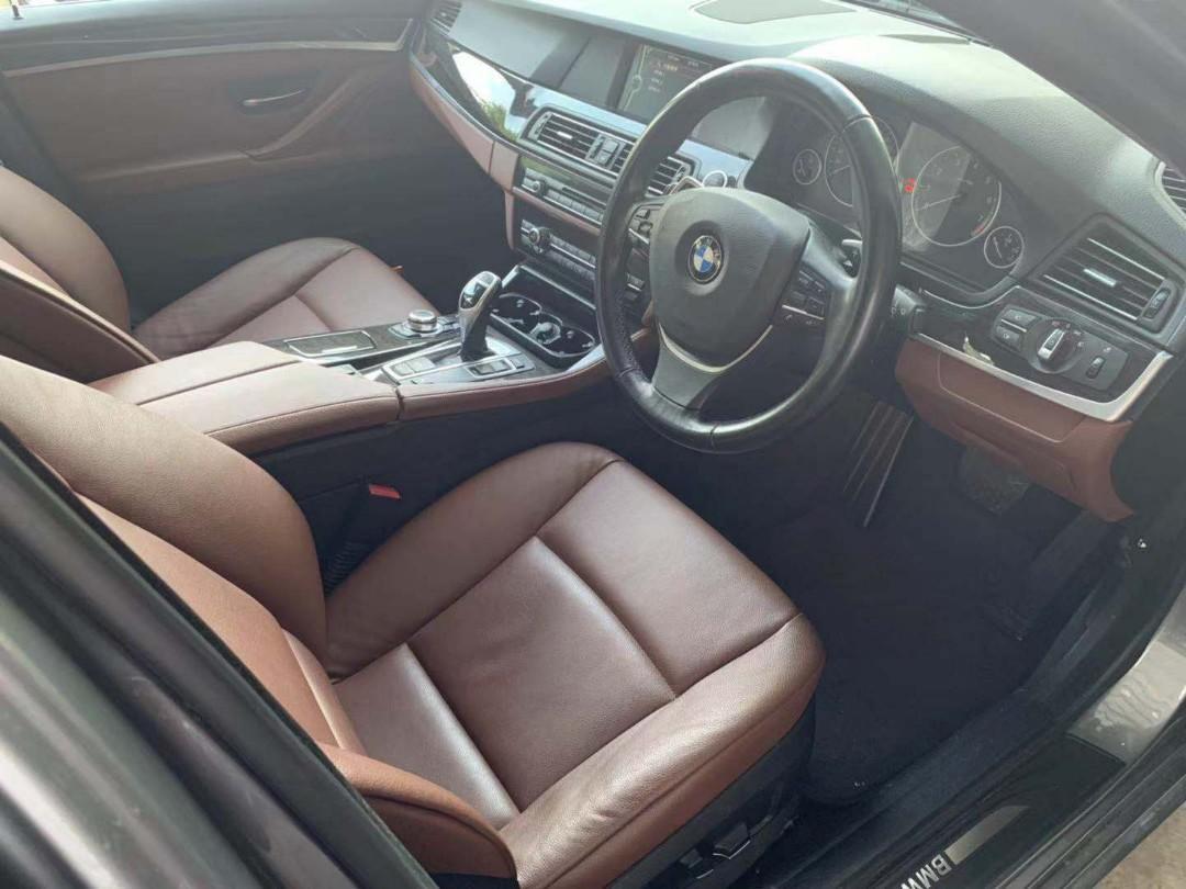 BMW 2010 528i 2字 70000km