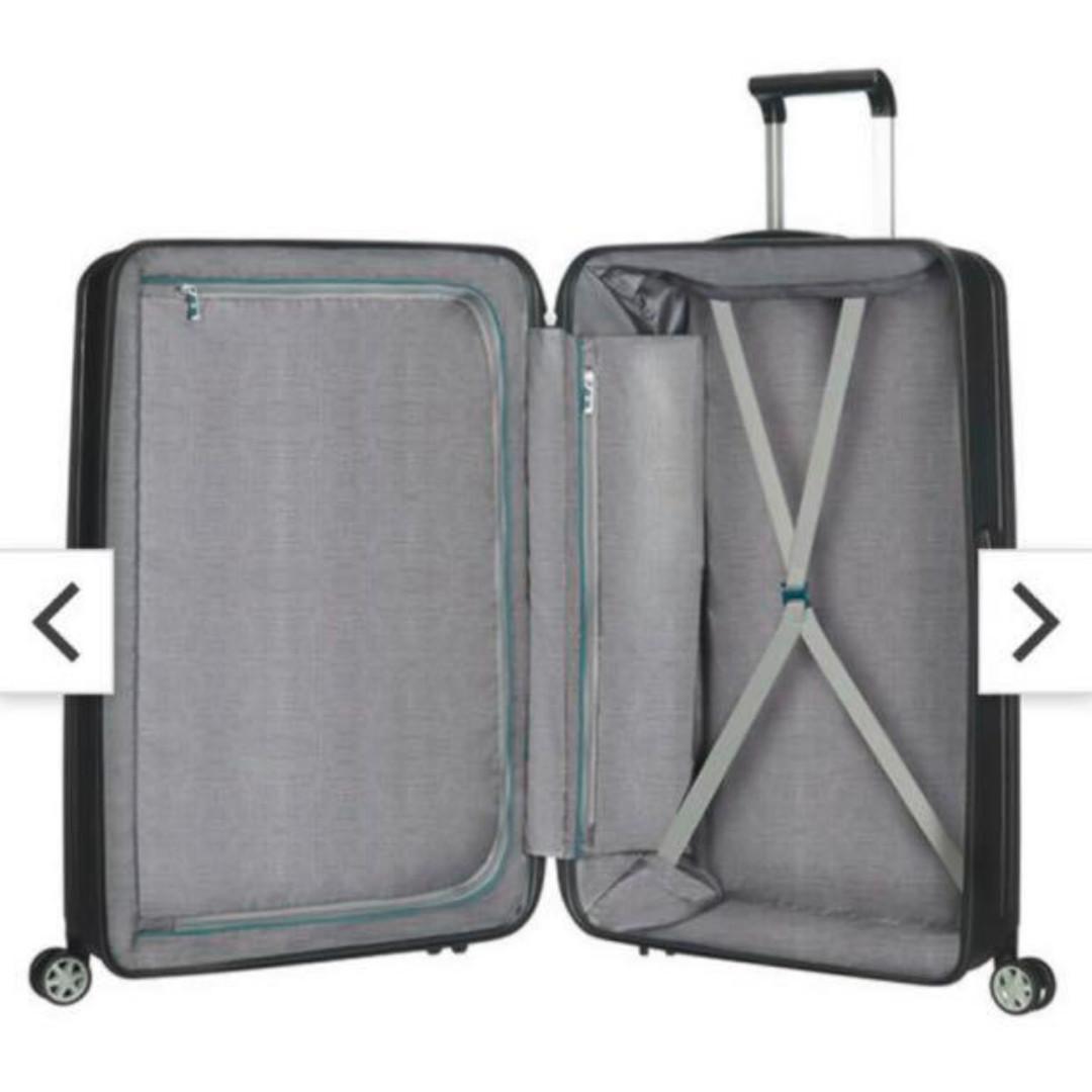 Brand New Samsonite Orfeo Spinner Luggage 69cm