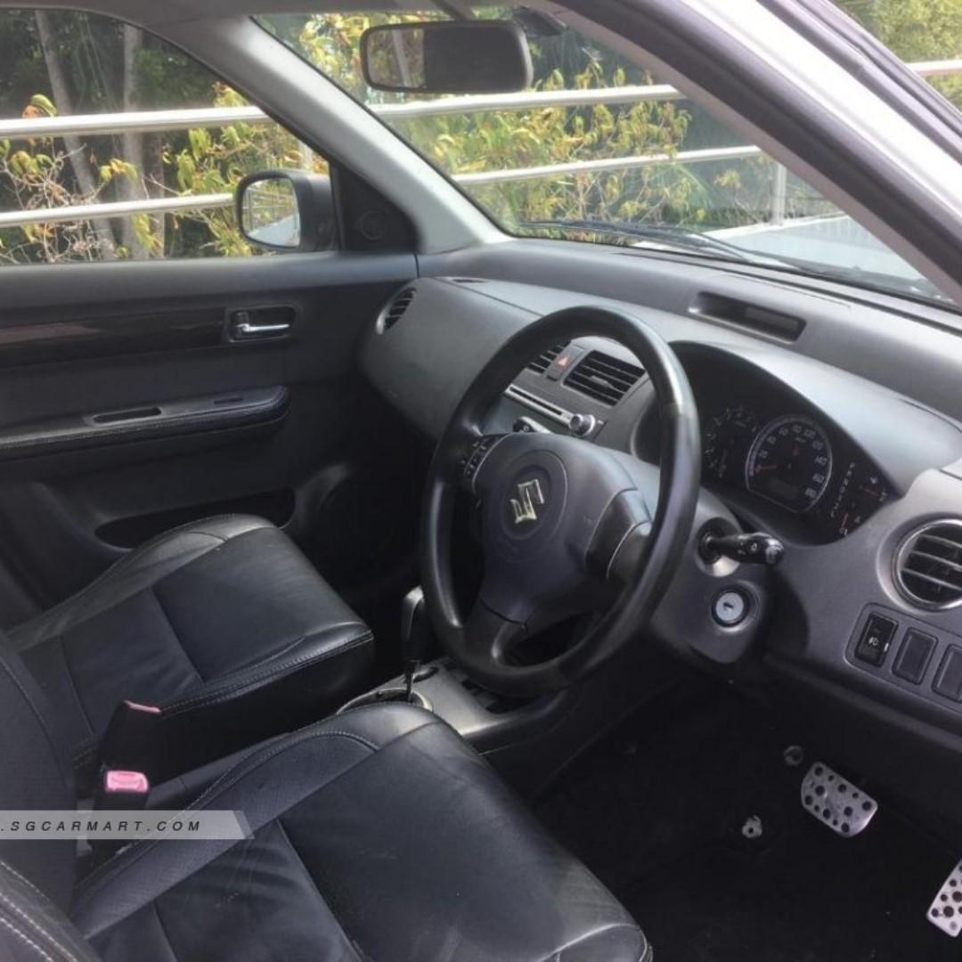 Cheapest Long Term Rental - Suzuki Swift 1.5A