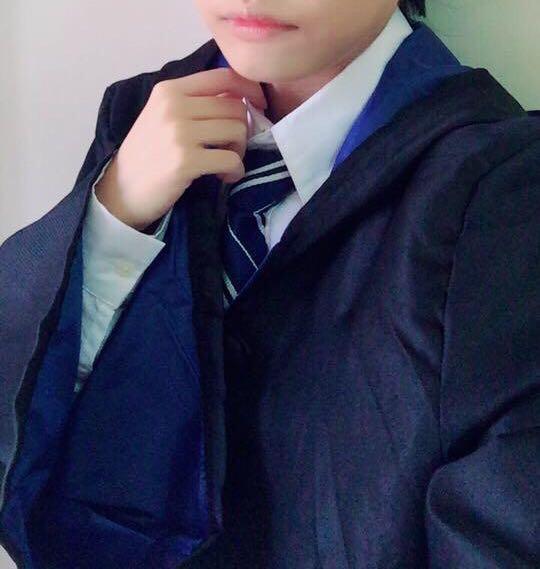 [Cosplay] Harry Potter Revenclaw Coat + vest + tie