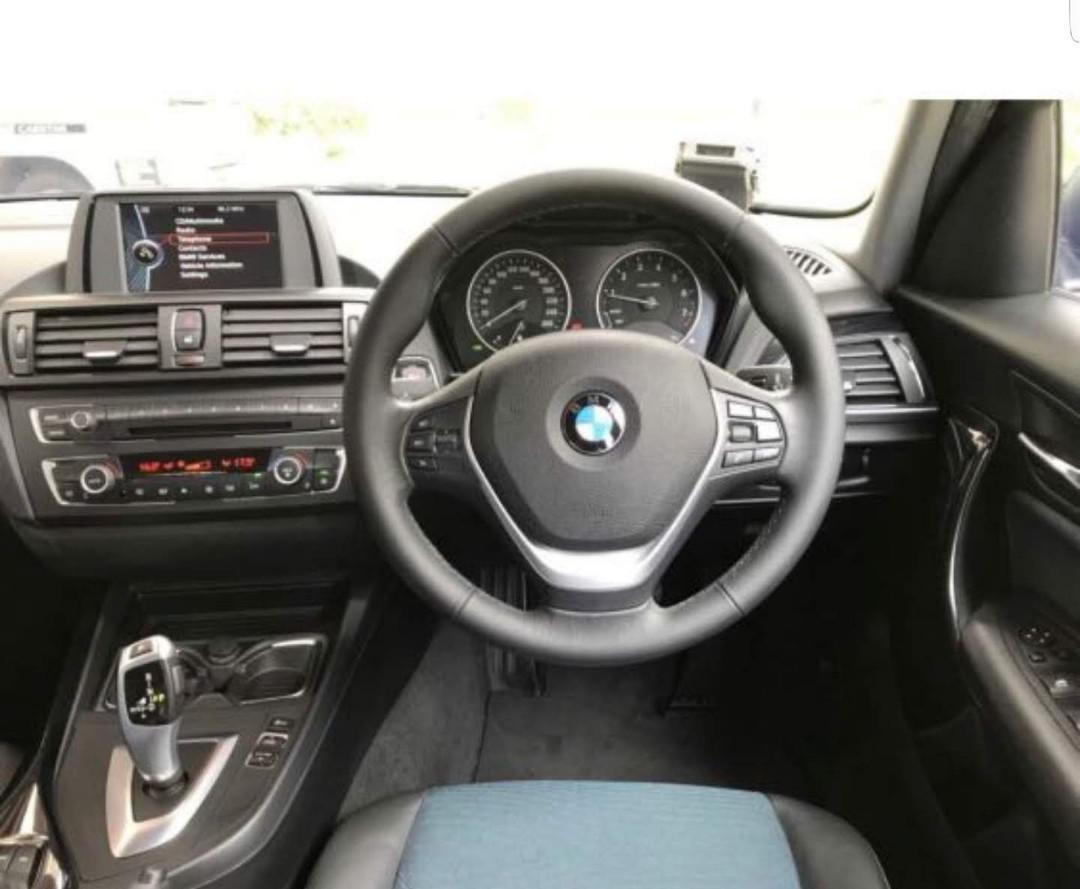 For Rent BMW 1 serice