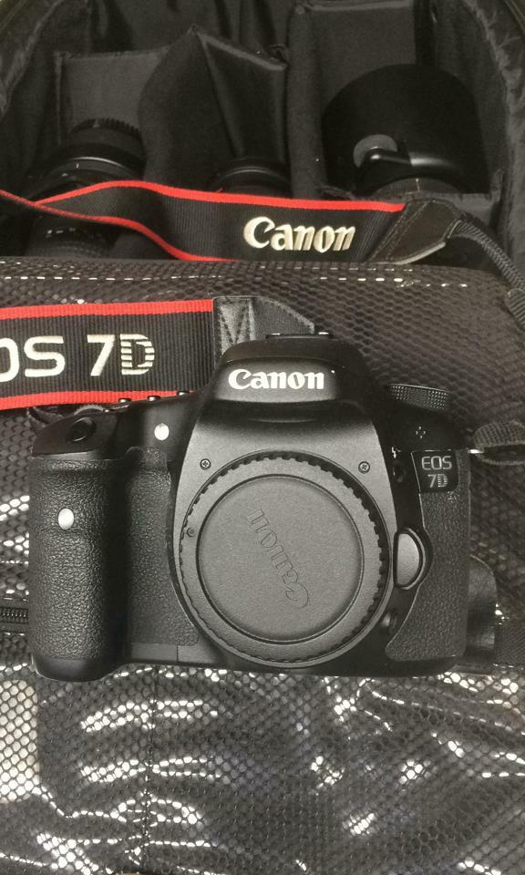 For Sale Canon EOS 7D (Second)
