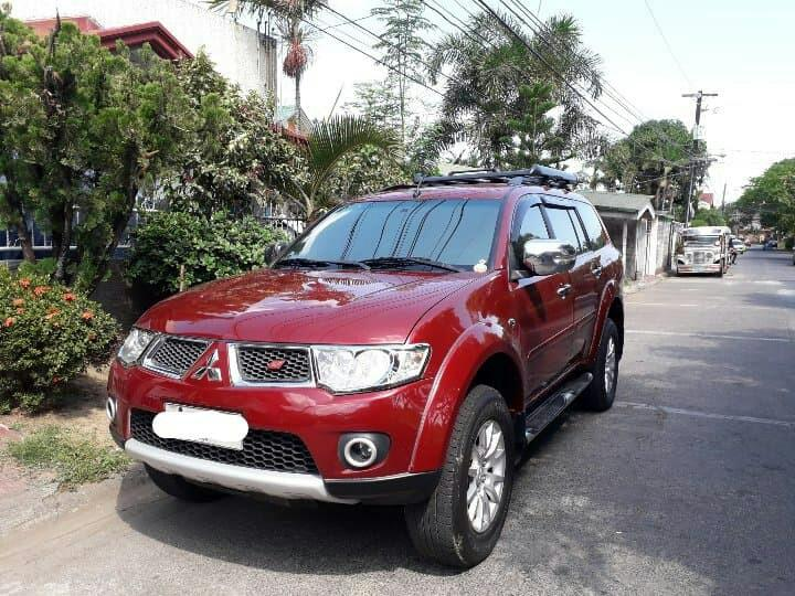 For Sale Montero GLS V 2013/diesel/top of the line /Matic tranny with padel shifter registered 2019/newly fully synthetic changed oil/new brake pad/cold aircon/tested for long drive walang kalampag at talsik ng usok