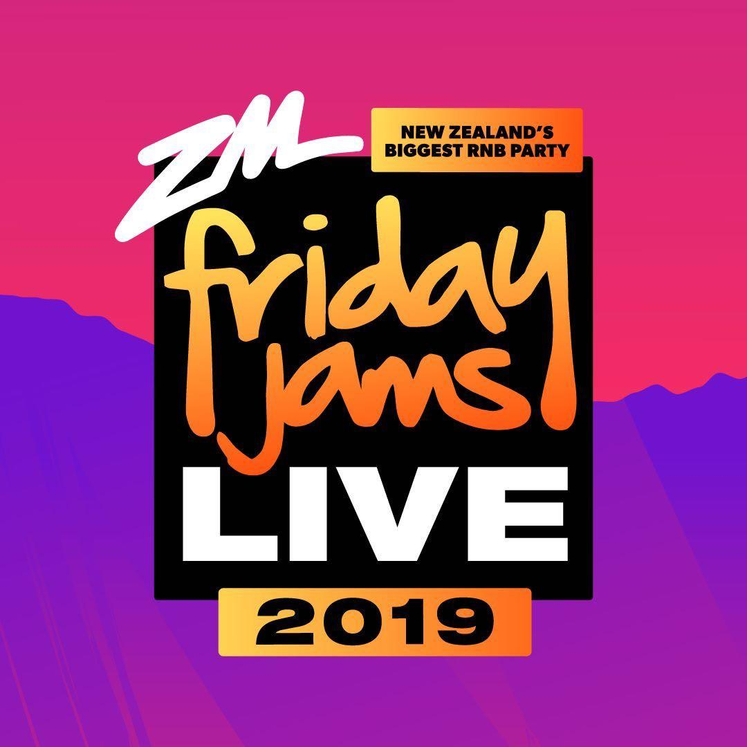 Friday Live Jams Ticket !!