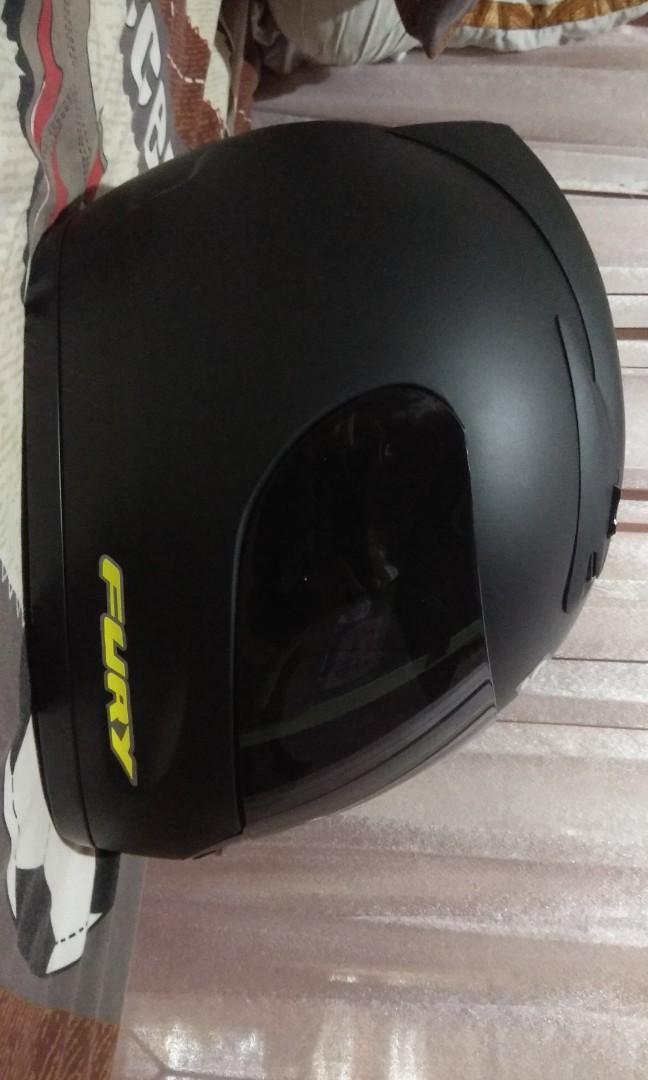 Helm helem helmet kawasaki ninja z250 fi cargloss
