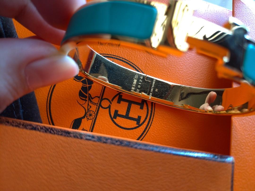 [Clearance] NEW Hermes Bracelet Clic Clac