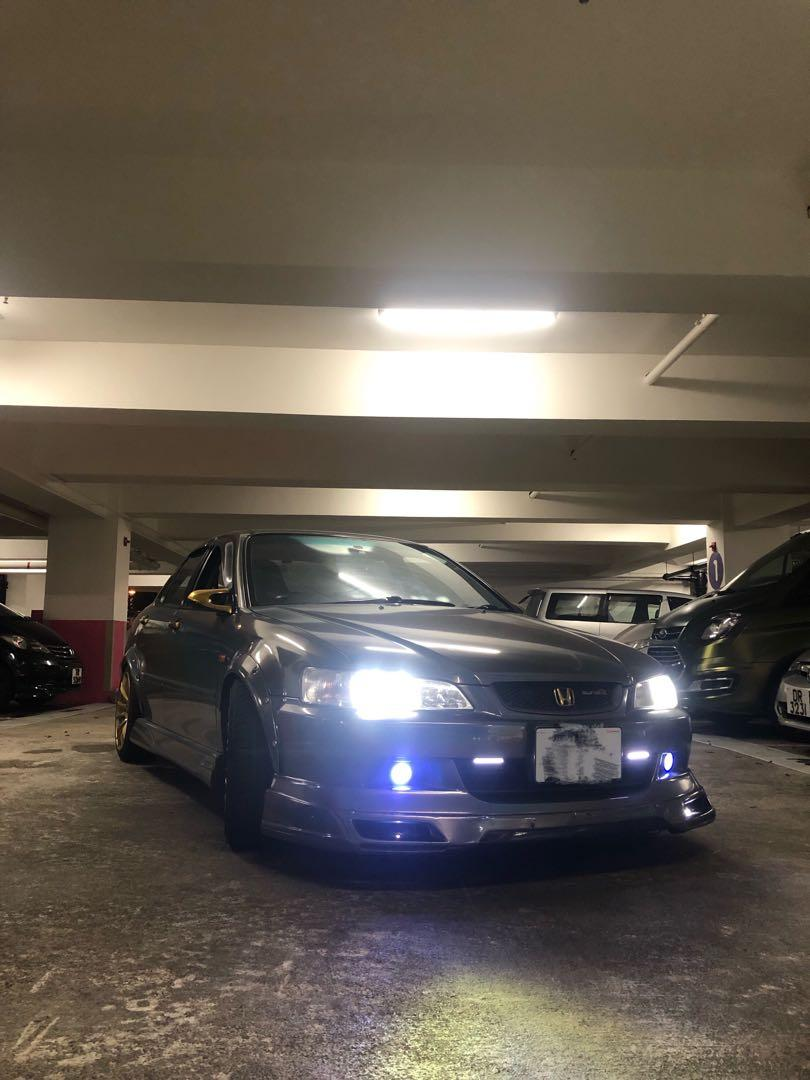 MT 棍HONDA ACCORD 2.0