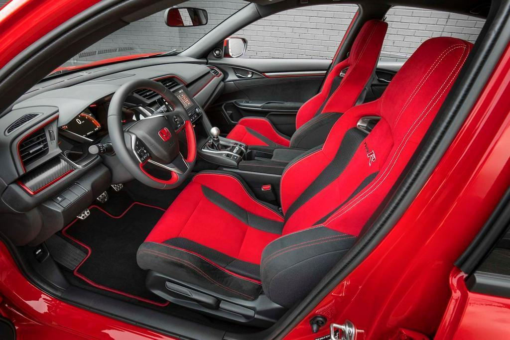 Honda Civic 2.0 Type R Hatchback VTEC Turbo