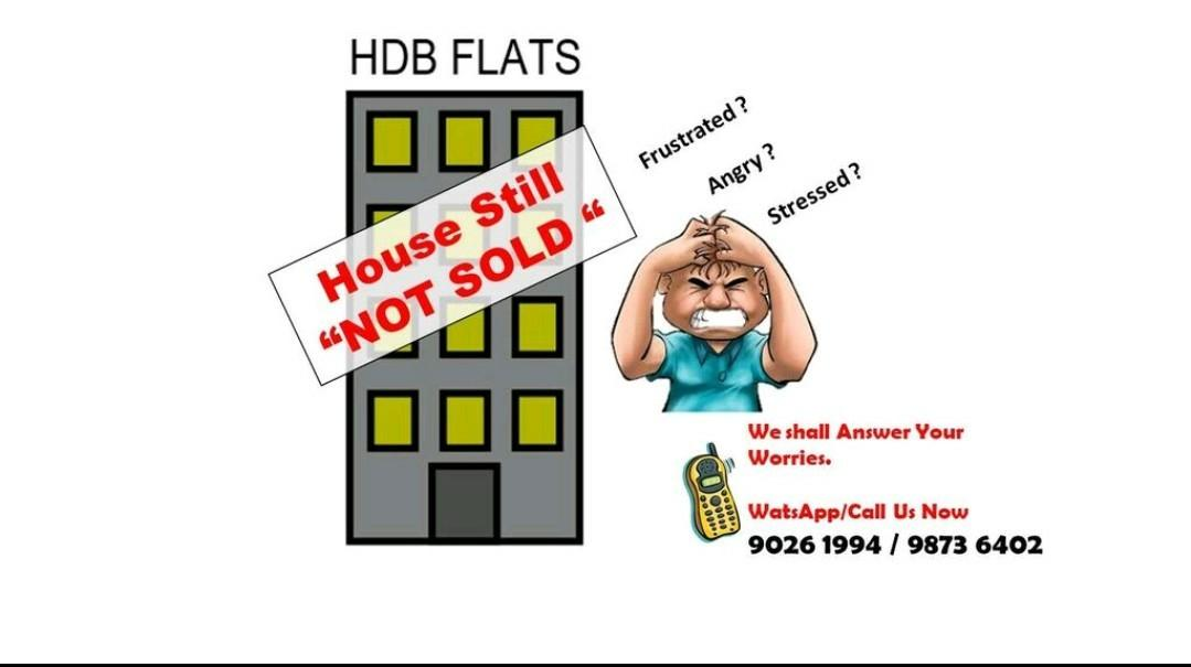 House still Not SOLD after Many Months?