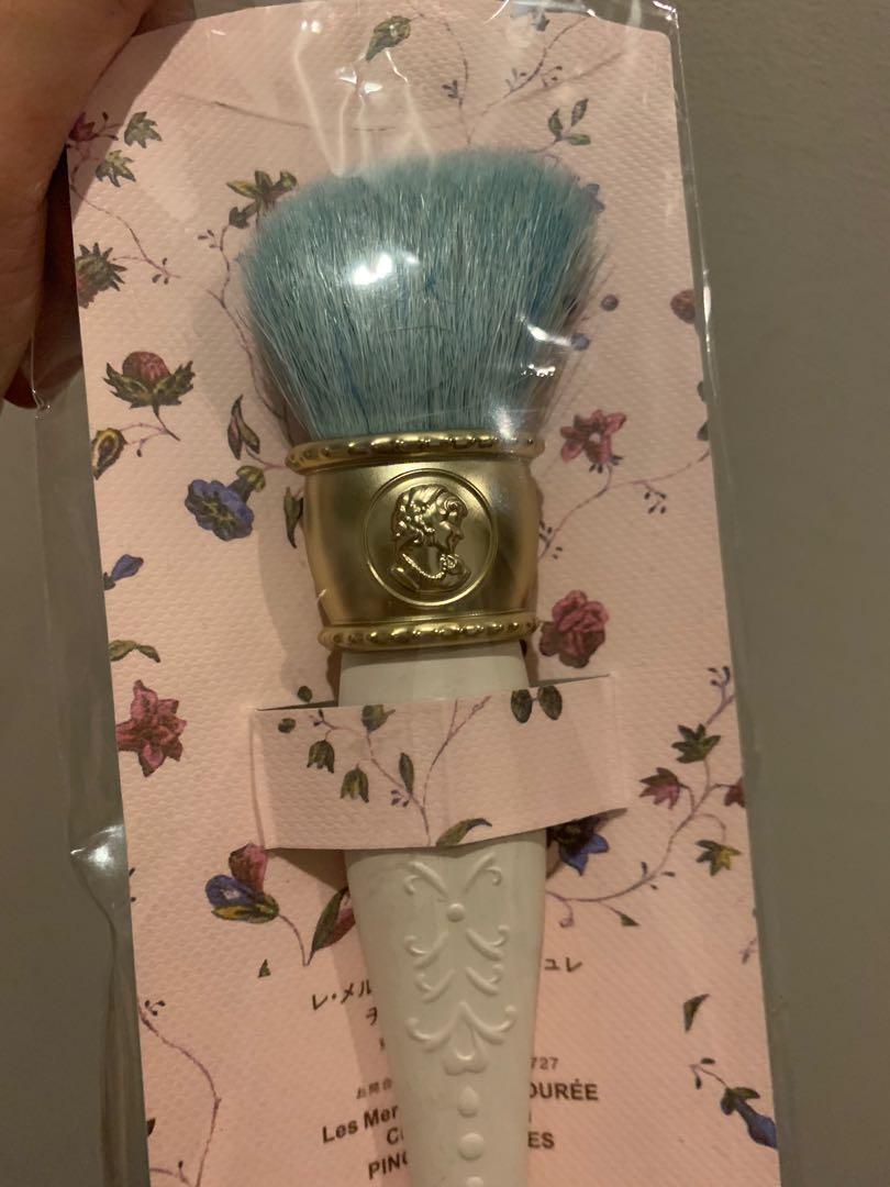 Laduree Les Merveilleuses Cheek Blush Powder Makeup Brush RRP $85