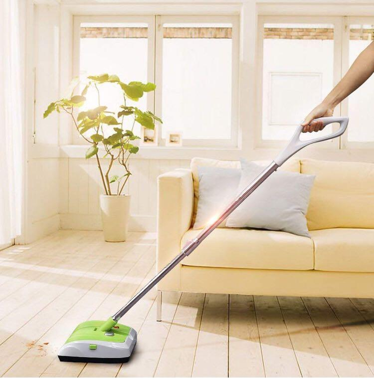 Lightweight Cordless Upright Stick Vacuum Cleaner for Hard Floor Sweeper with Rechargeable battery(Type-D) (M3013)
