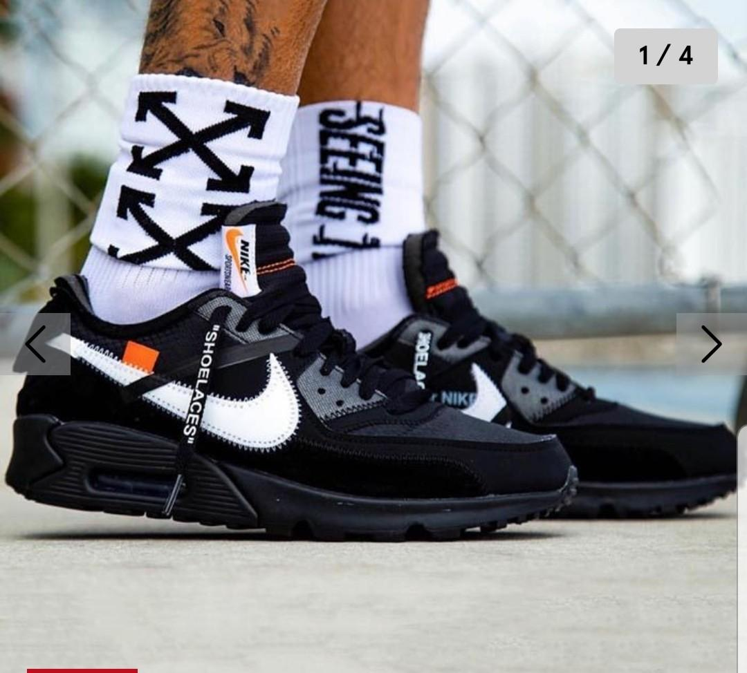 Looking for: Offwhite Air max 90 size 5.5 or 6M/7W