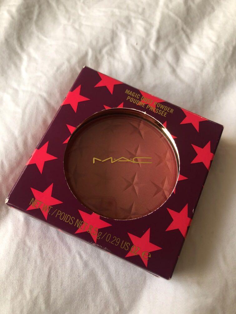 Mac sweet vision blush limited edition Christmas nutcracker