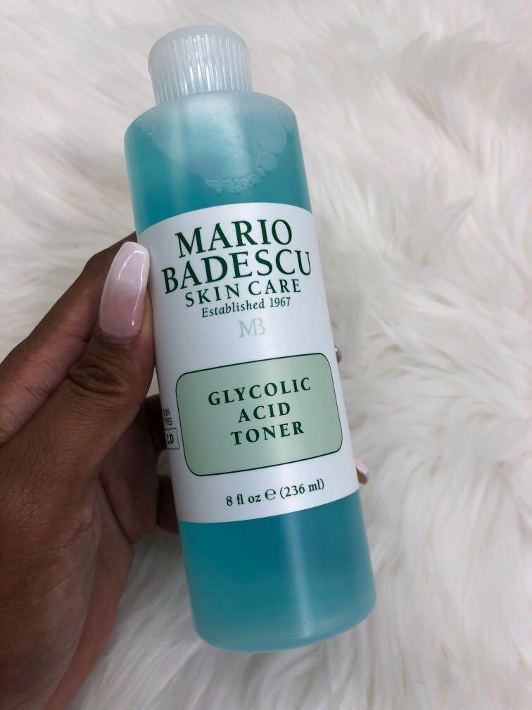 Mario Badescu Glycolic Acid Toner 236ml Health Beauty