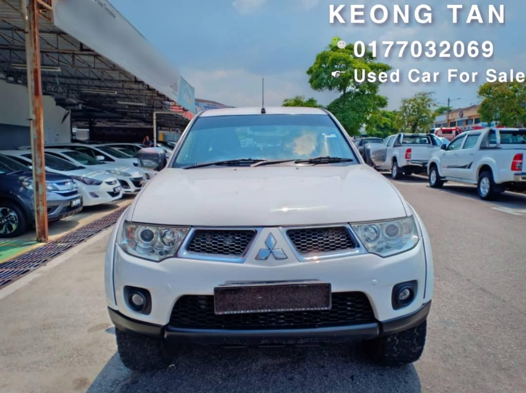 MITSUBISHI PAJARO SPORT 2.5AT 2010TH Petrol Engine/TipTop/Original Leather Seat Cash💰OfferPrice💲Rm42,800 Only‼LowestPrice InJB‼Call📲 Keong For More🤗