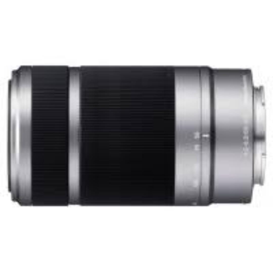 SONY E 55-210 毫米 F4.5-6.3 OSS