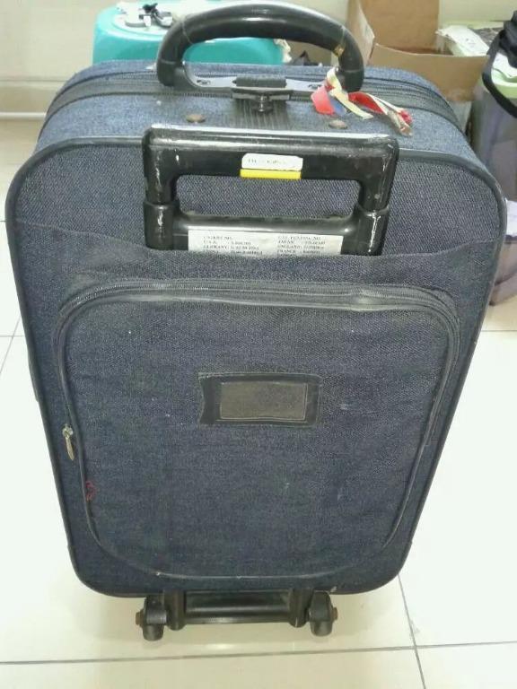 Tas Koper Travel Kabin Bagasi Roda / Wheel Luggage Travel Bag Le Vangee