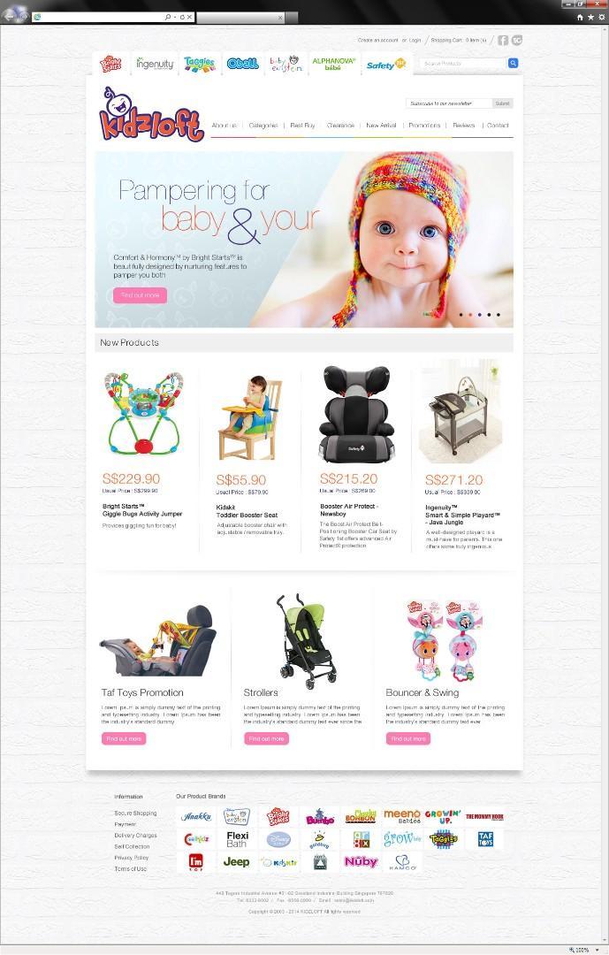 UI / UX Designer | Website Design and Development Services | eCommence | Web Application | Web Developer | Front - End Developer