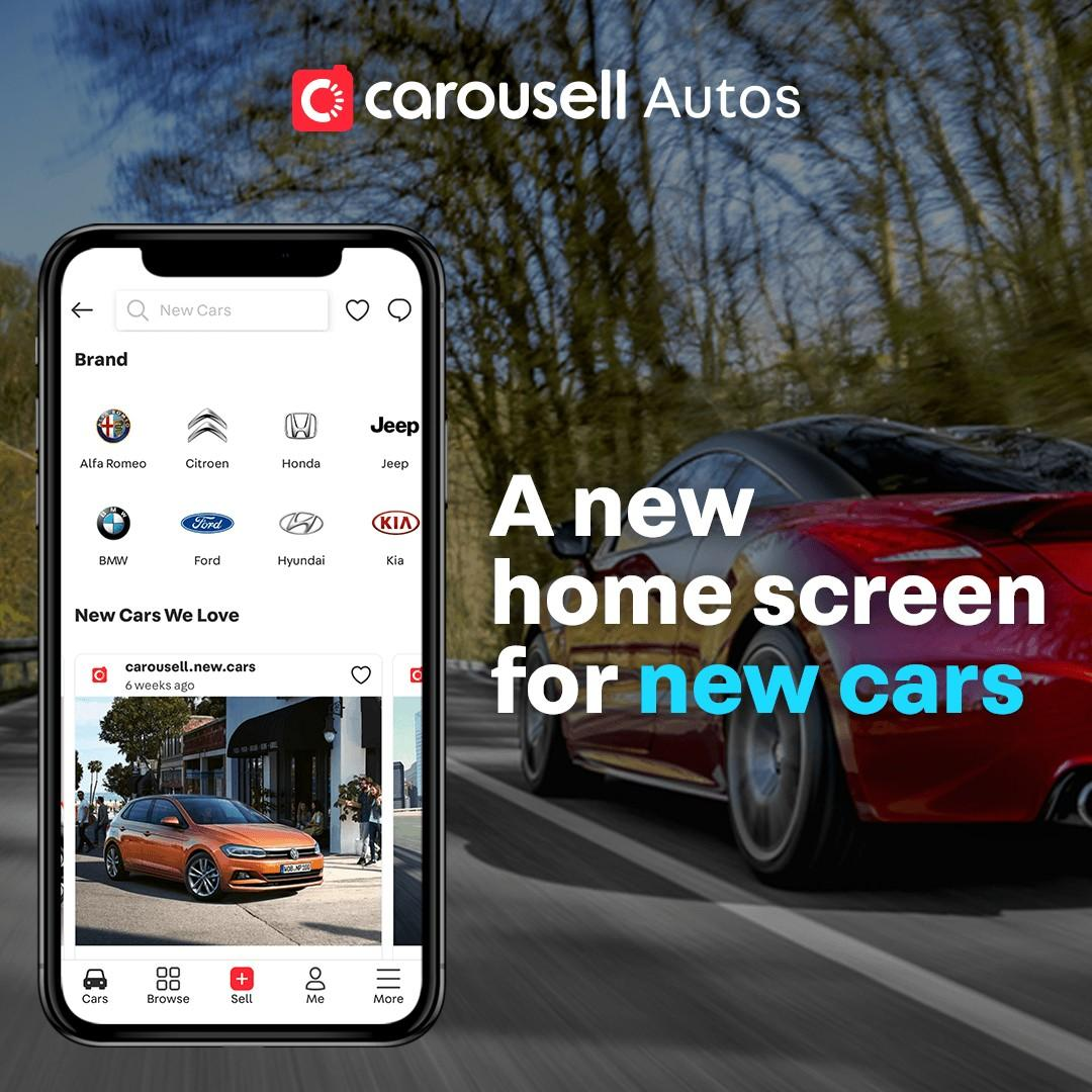 Update your App for the New Cars Home Screen!