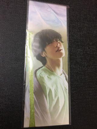GOT7 Yugyeom Bookmark