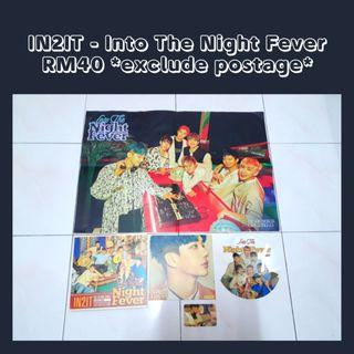IN2IT - INTO THE NIGHT FEVER