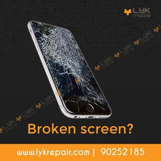 24/7 iPhone Lcd Replacement at your doorstep, phone repair