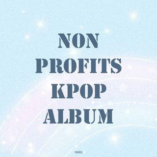 NON PROFITS ANY KPOP ALBUM ♡