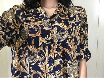 🥳 vintage blouse