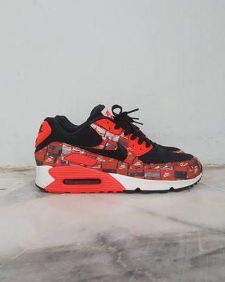 Nike Air Max 90 x Atmos