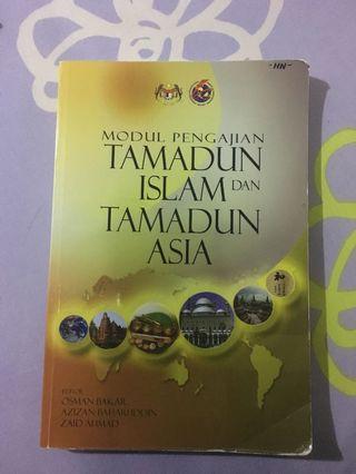 TITAS (Tamadun Islam Dan Tamadun Asia)